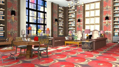Executive! - Classic - Living room  - by AlSudairy S