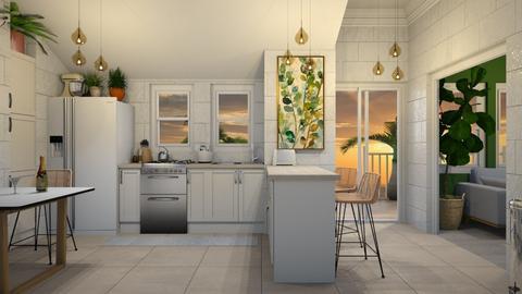 Beachfront  - Kitchen  - by Kendal Peterson