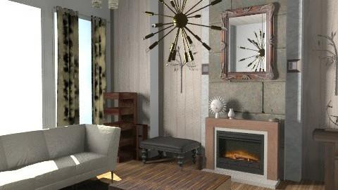 rustik - Rustic - Living room  - by shelleycanuck