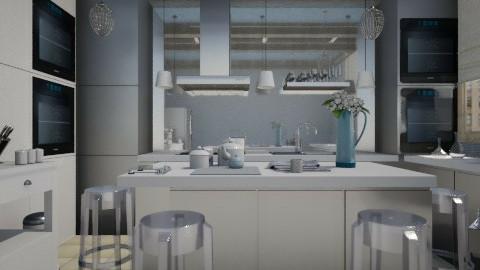 kitchen - Modern - Kitchen  - by doctorlili