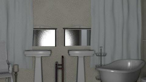 Bathroom - Glamour - Bathroom  - by LinzyGT