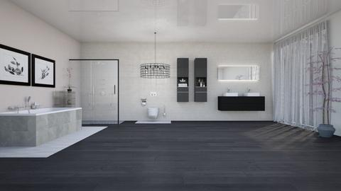 BANO 2 - Minimal - Bathroom  - by YERLINARMY