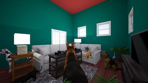 Game room  - by sabatal2021