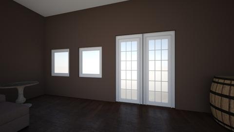 Isabel Christy - Living room  - by Isabel007