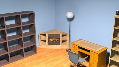 Desktop - Eclectic - Office  - by IlMartins Sardo