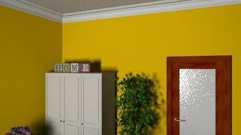 2 Gyerek szobája4a - Minimal - Kids room  - by Vargn Nagy Ceclia