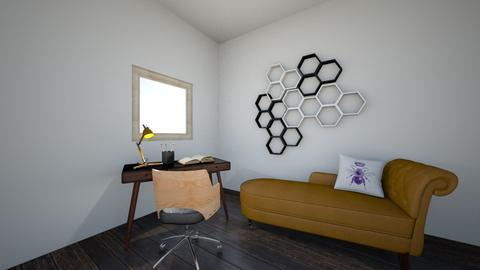 beehouse inspired office - Office  - by AGB08