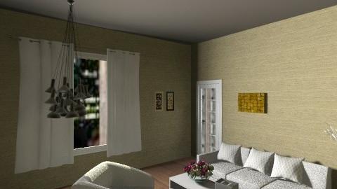 shiny  - Living room - by martina1999
