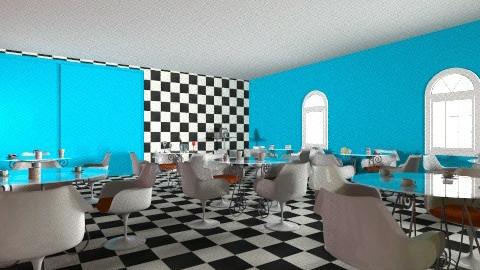 Dream Diner - Retro - by JustAStar4U