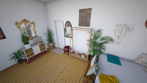 New room update - Rustic - Bedroom - by Gohomekid