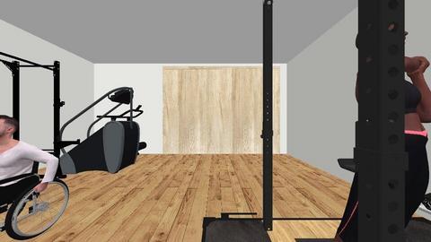 Gym - by Ar295461