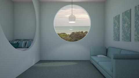Blended Bedroom - Bedroom  - by Phospective
