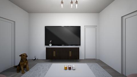meu apartamento - Bathroom  - by ana clara garcia