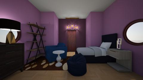 Bedroom - Bedroom - by NIGHTTACO10