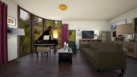 Ms Living room 2 - Living room - by ilikalle