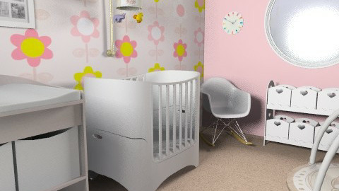 Baby, baby, baby ohhh. - Classic - Kids room  - by jadebeal