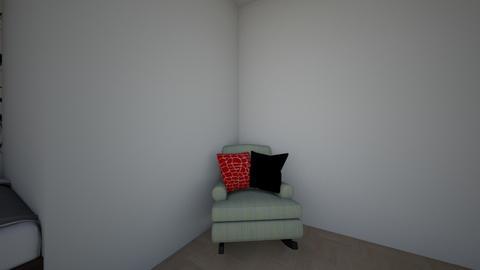 bedroom - Bedroom  - by imahuman2006