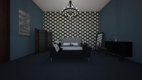 random room 01  - by Lili Cooley