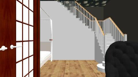 marilyn room - Retro - Bedroom  - by missharrystyles