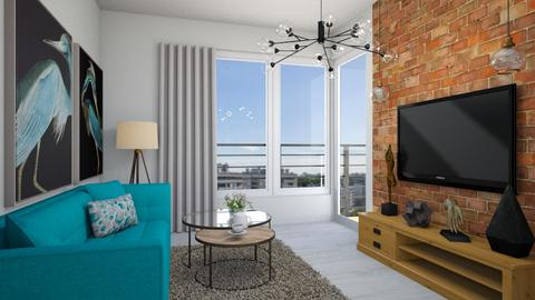 devel2 - Living room  - by ewcia3666