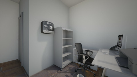 WTG Office - Minimal - Office  - by rajjarosaurus