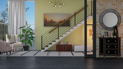 Stairs - by ayudewi