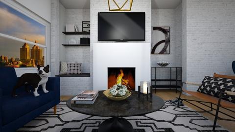 New York studio apartment - by sdo3