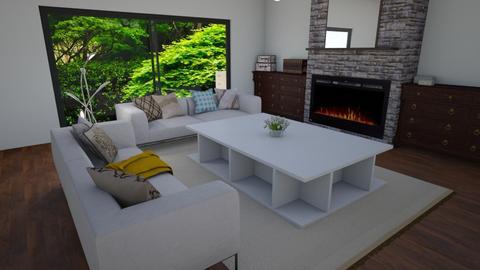 juj - Living room - by milica tanurdzic