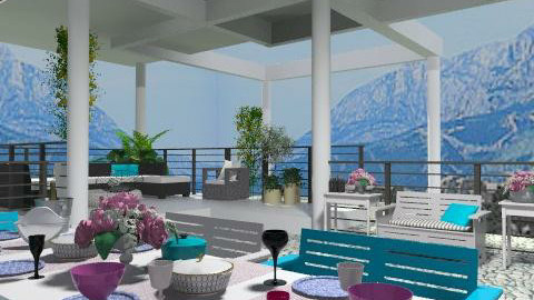 Makarska - Modern - Garden  - by lilica