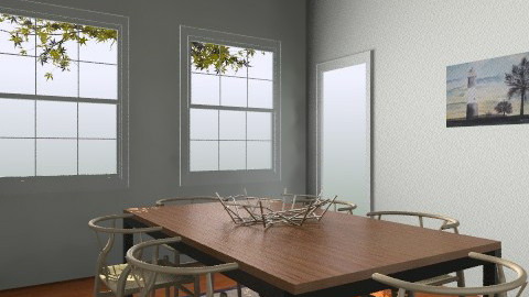 c lowe. dining 1 - Eclectic - Dining room - by MoiraManning