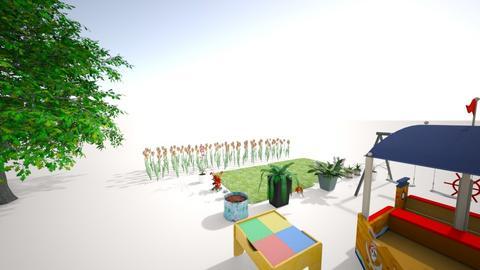 montessori day care - Kids room  - by HARPREET SARAI