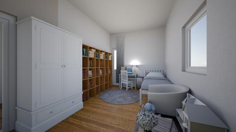 munsere etage dream - Living room  - by fini_13