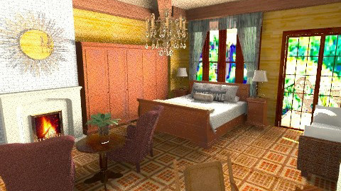 is it diors - Vintage - Bedroom  - by Veny Mully