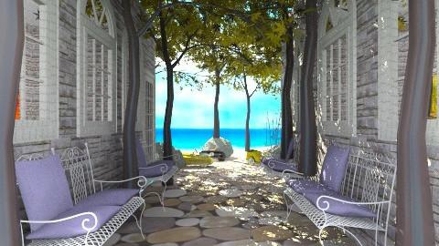 love track - Classic - Garden  - by lamzoi