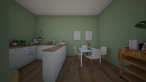 kitchen - Kitchen  - by cuzziman
