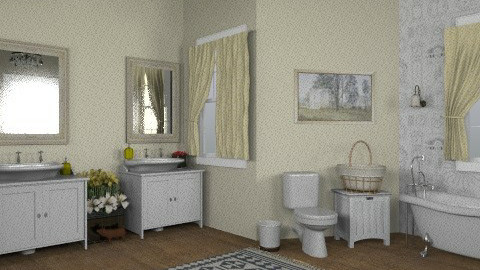 farm house - Country - Bathroom  - by sarahl