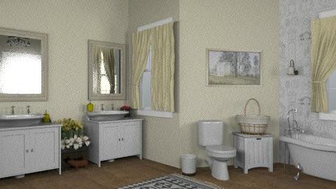 farm house - Country - Bathroom - by sarahl