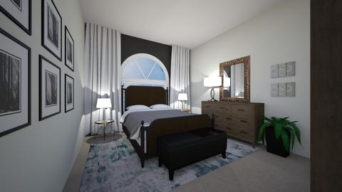 option 3 - Classic - Bedroom  - by kstineb3