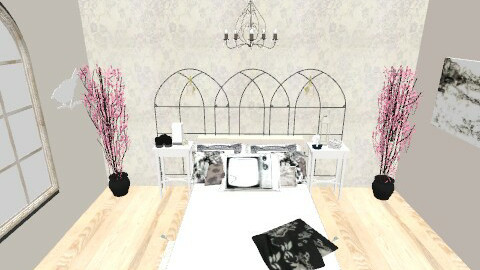 Design for Shae's room - Vintage - Bedroom  - by Taylor6