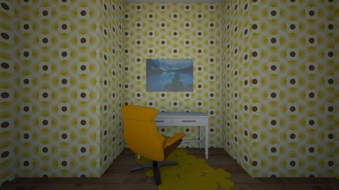yellow office - Office  - by Blankaud