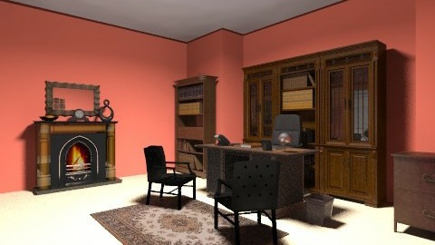 Anderson Office - Classic - Office  - by luckystarX
