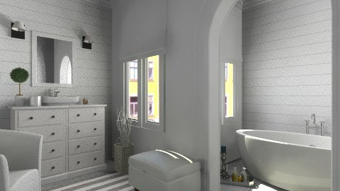 A bathroom - Classic - Bathroom  - by Tuija