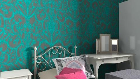 Priya vara - Glamour - Bedroom  - by priyavara