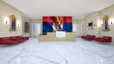 Embassy Reception Room - Modern - by popovicso7