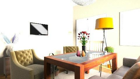 mhm - Classic - Living room - by Liizaab1