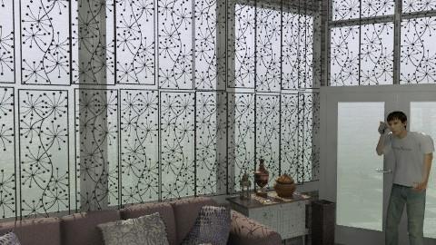calida - Rustic - Living room - by ATELOIV87
