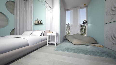 blurry room - Bedroom  - by ellanora2019
