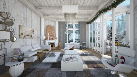 Vinter_magi - Modern - Living room  - by Ida Dzanovic