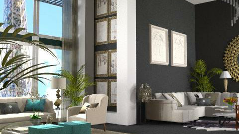 Elegance and Grace, - Glamour - Living room - by AlSudairy S