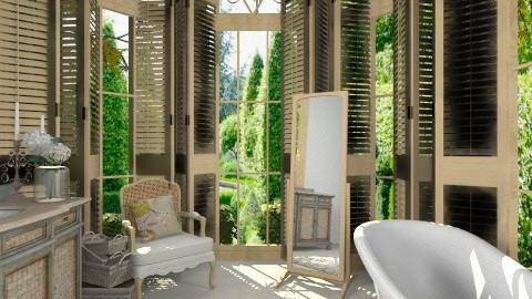 French Bath - Bathroom  - by Baustin